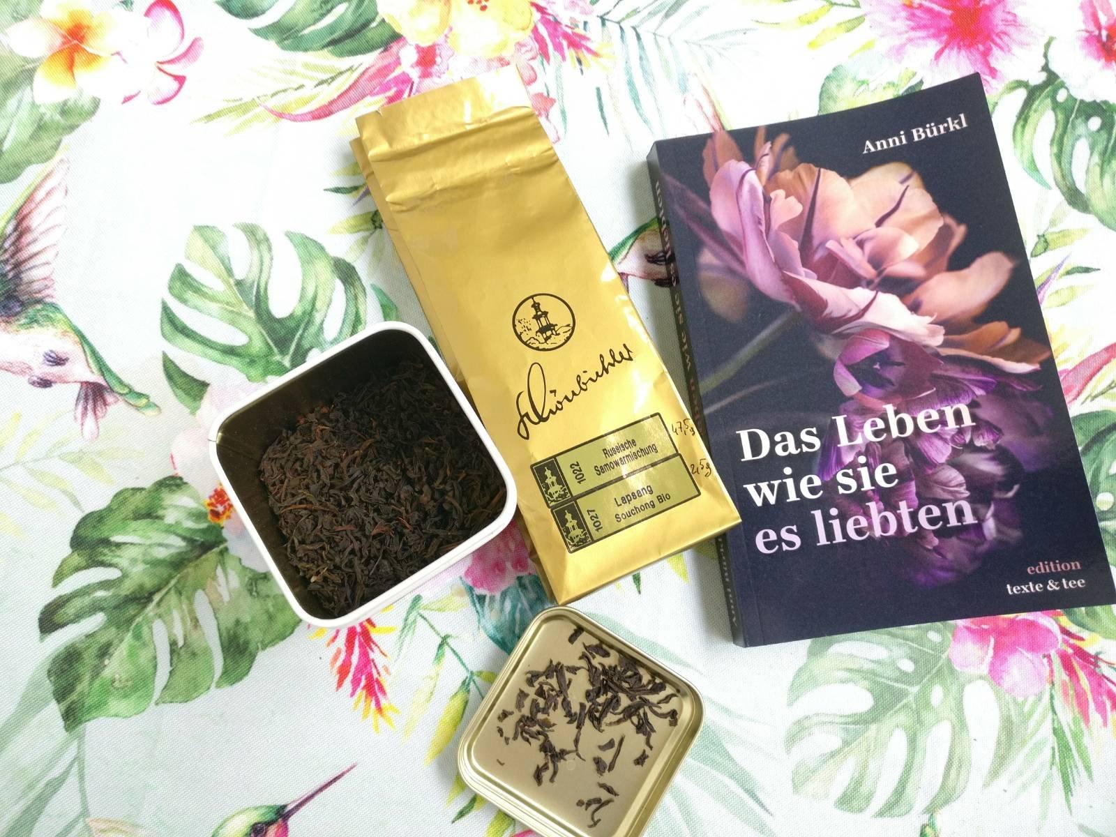 Artjoms Tee zum Roman